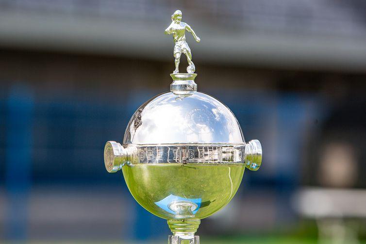 Detalhes da Taça Libertadores da América.