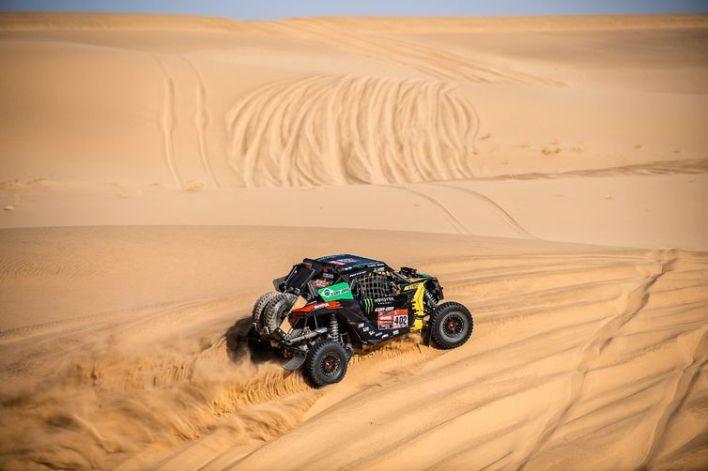 Rally Dakar de 2021 será realizado inteiramente dentro do território da Arábia Saudita.