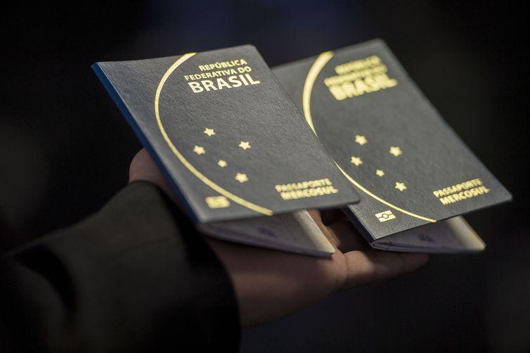 Passaporte poderá ser emitido por cartórios
