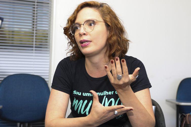 Brasília -  Personagem - Empresaria Jussara Pellicano, cria a  startup SisterWave,