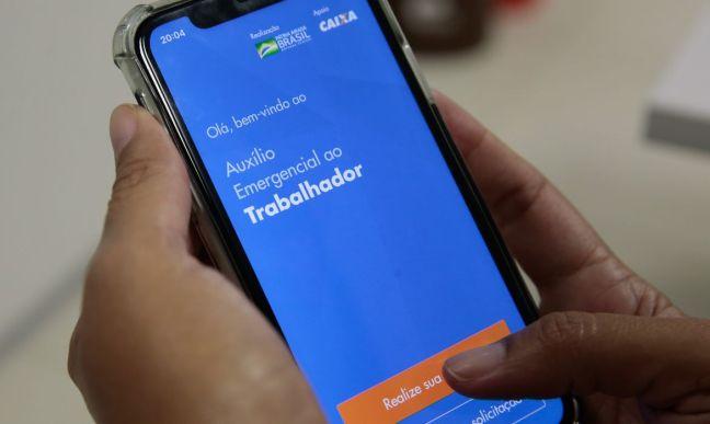 Lançamento do aplicativo CAIXA|Auxílio Emergencial