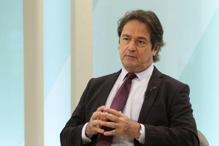 O secretário de Geologia, Mineração e Transformação Mineral do MME, Alexandre Vidigal, participa do programa Brasil em Pauta, na TV Brasil