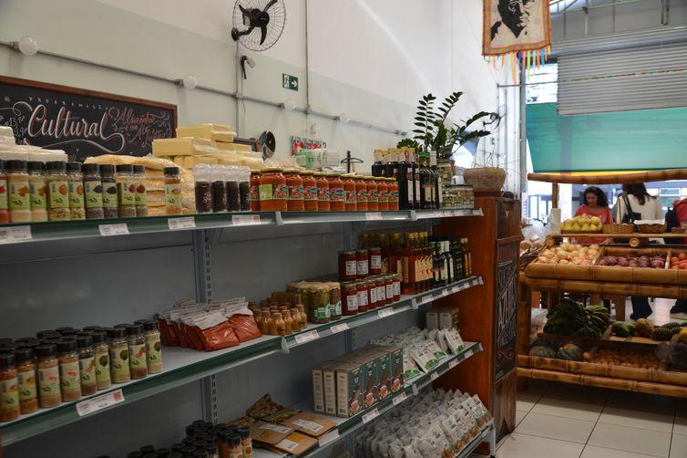 Produção e venda de alimentos orgânicos em São Paulo