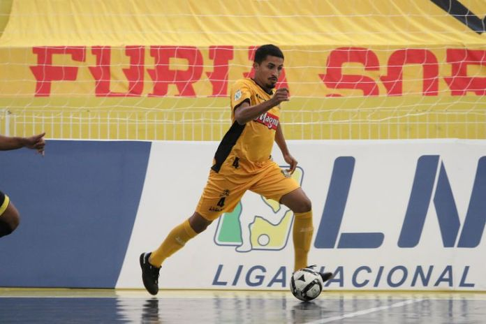 Lucas Rodrigues, LNF, Magnus, Futsal