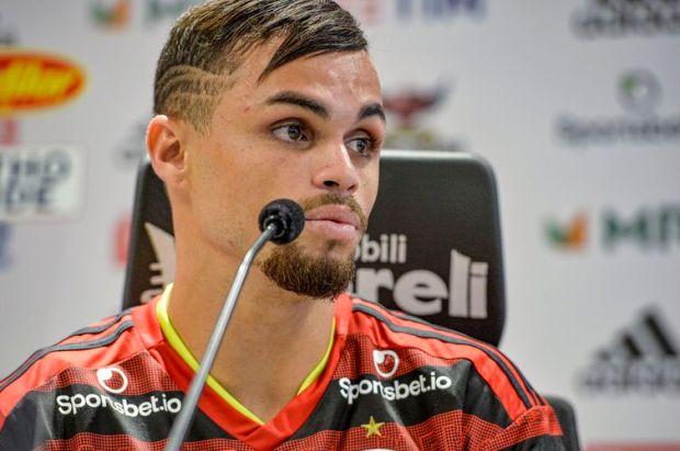Michael, Flamengo, Esportes, futebol