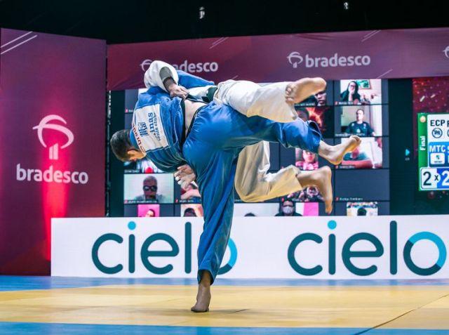 Copa do Brasil Interclubes de Judô, luta, judo