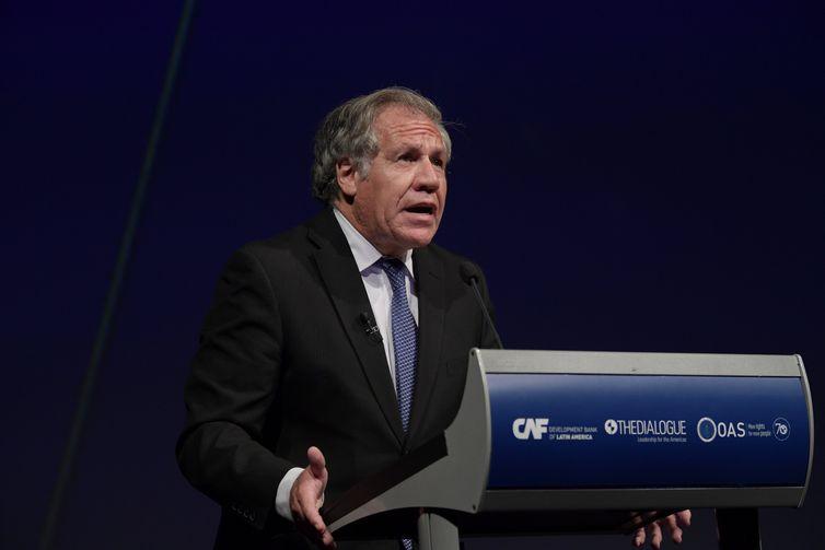 Secretário-geral da OEA Luis Almagro