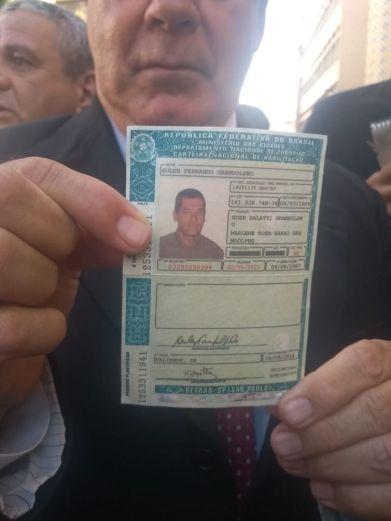 Euler Fernando Grandolpho, de 49 anos, é o autor dos disparos na Catedral Metropolitana de Campinas