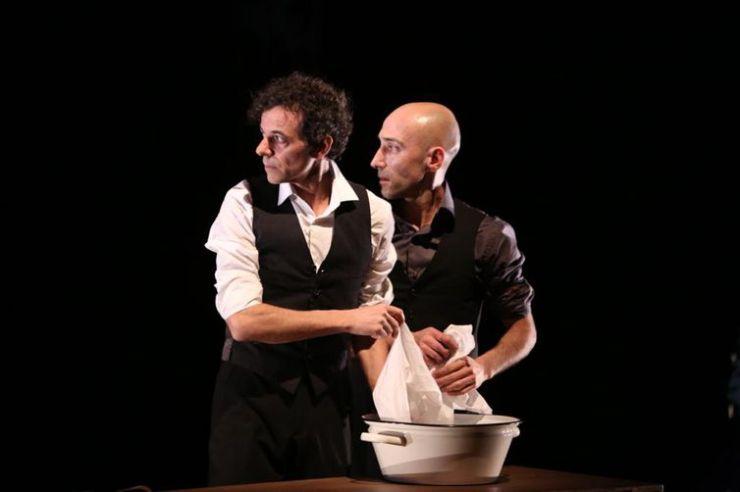 Na imagem Artur Ribeiro e André Curti