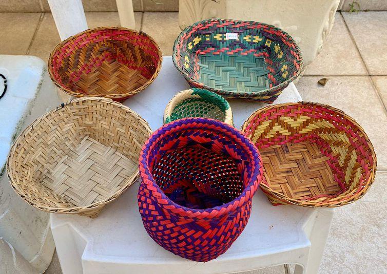 artesanato indigena  Arteguarani
