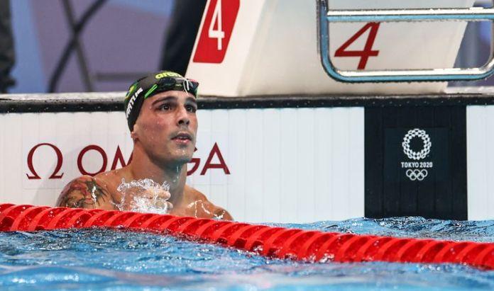 Bruno Fratus se classifica à semifinal nos 50m - natação - Tóquio 2020 - Olimpíada
