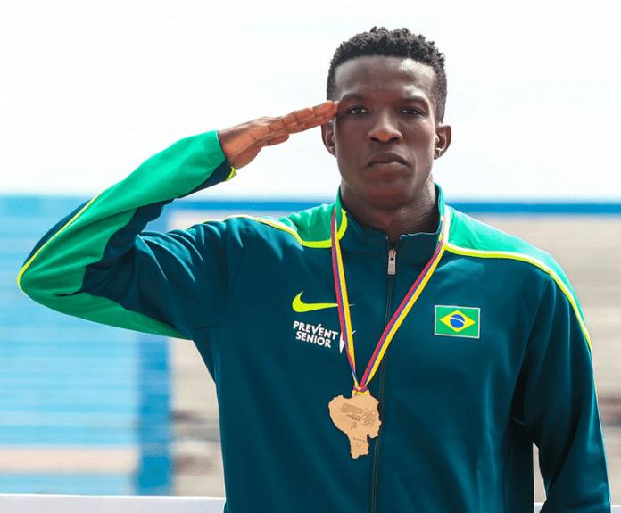 Gabriel Constantino - atleta militar - Tóquio 2020 - olimpíada