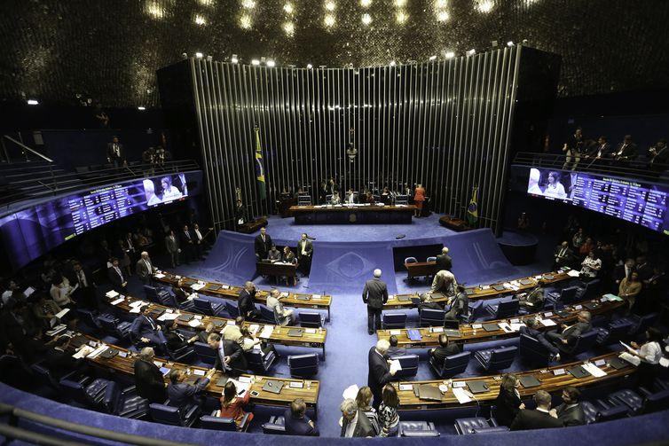 Plenário do Senado aprovou o Projeto de Lei 703/2019, que determina o bloqueio imediato de bens de pessoas e entidades investigadas ou acusadas por terrorismo.