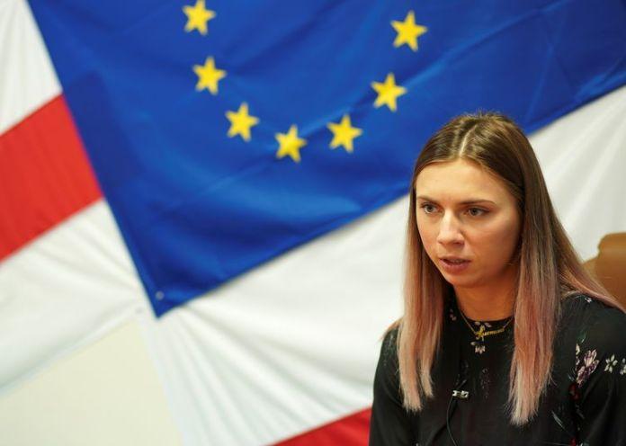 Krystsina Tsimanouskaya, Belarus, atletismo, tóquio 2020, olimpíada