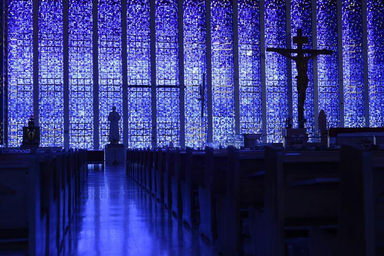 Brasília 60 Anos - Santuário Dom Bosco