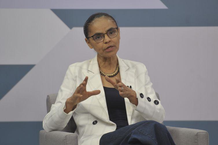 A candidata da Rede, Marina Silva, é a segunda a participar da série de entrevistas que a Empresa Brasil de Comunicação (EBC) fará com os candidatos à Presidência da República.