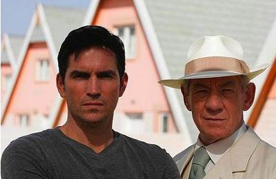 Sem Patrick McGoohan - Remake de O Prisioneiro (2009)