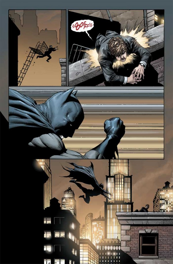 Batman Terra Um
