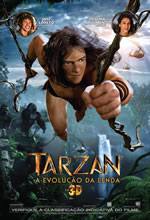 Tarzan-Poster