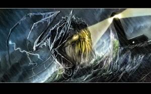 Cthulhu, o pesadelo de Lovecraft!