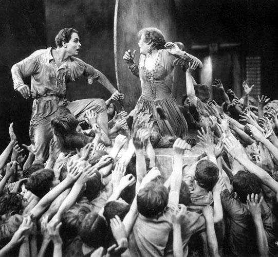 A multidão de Fritz Lang