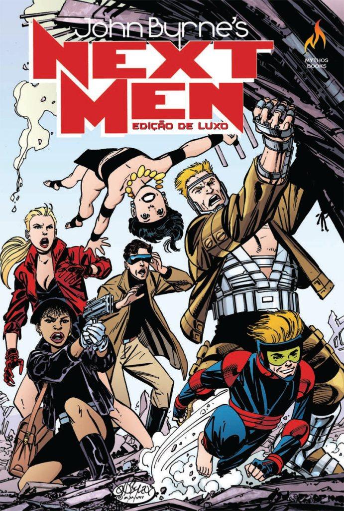 Next Men Mythos