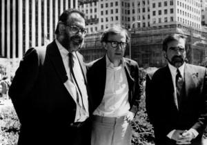 Coppola, Allen e Scorsese, alguns dos excelentes diretores desta fase