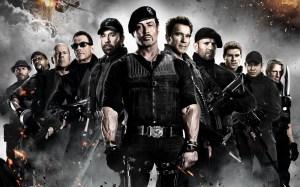 Stallone lidera os mal encarados de Os Mercenários 2