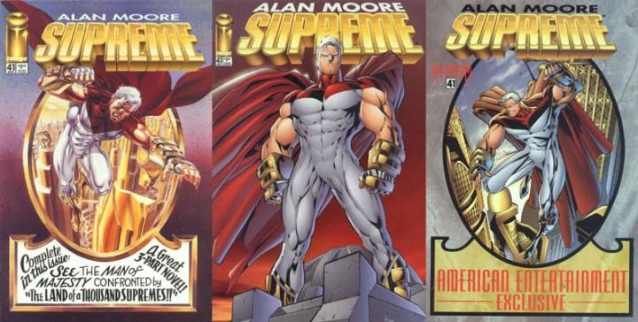 Supremo e a homenagem à mitologia do Superman!