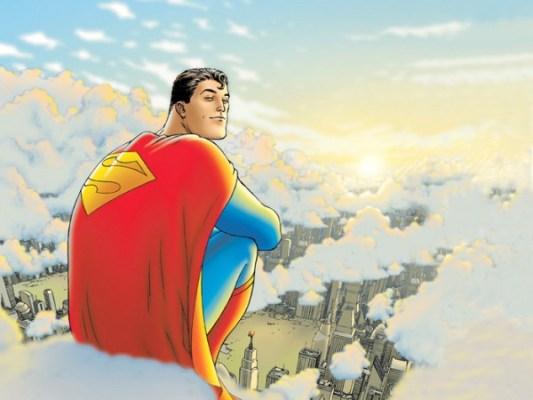 Grandes Astros: Superman é um dos grandes acertos com o personagem em toda sua existência!