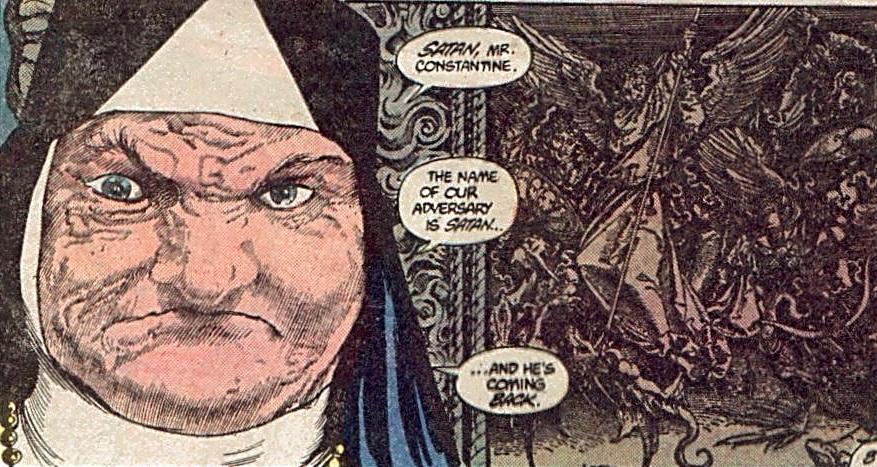 a038425ffa6 Os erros e acertos de John Constantine na TV! (Parte 2) – Formiga ...