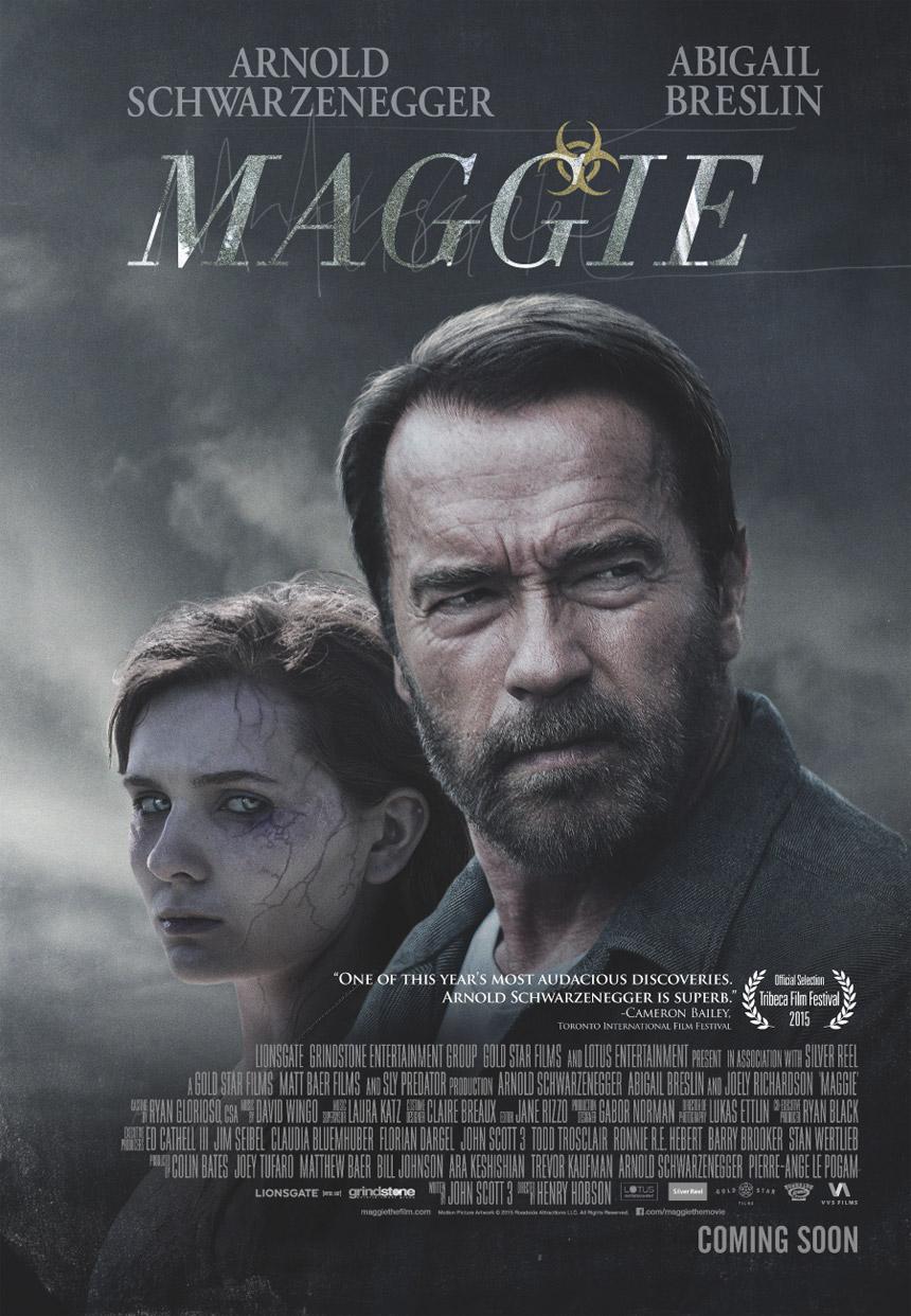 Maggie: A Transformação – Quem diria…? – Formiga Elétrica