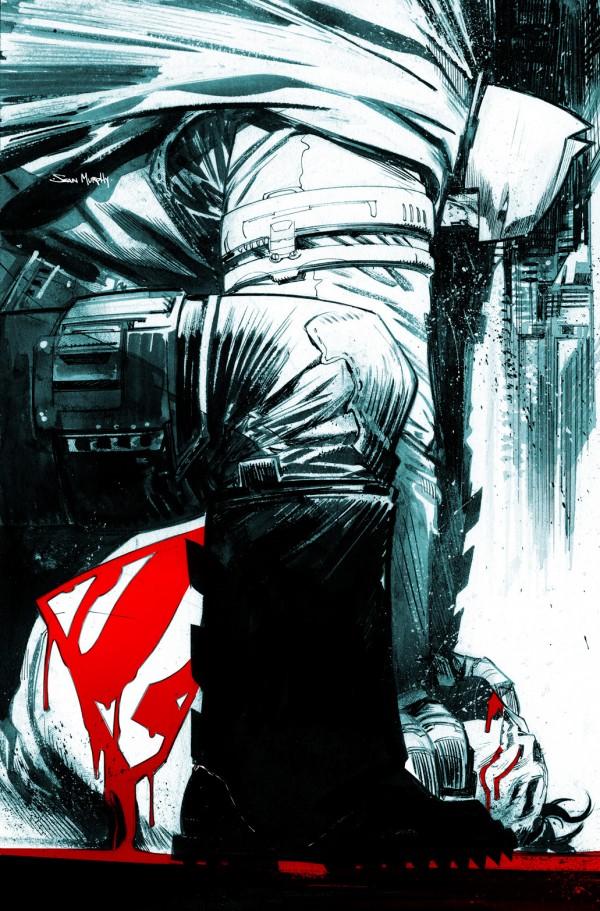 O Cavaleiro das Trevas 3 - Sean Murphy