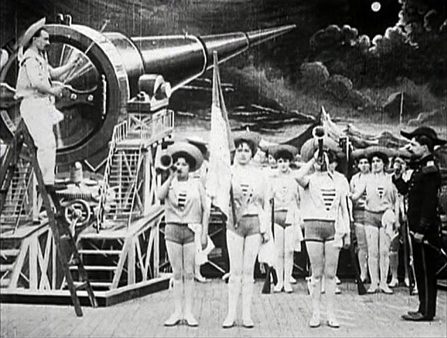 Viagem à Lua (1902), de George Méliès