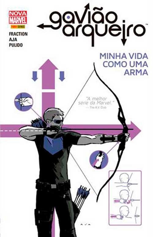 Gavião Arqueiro - Matt Fraction