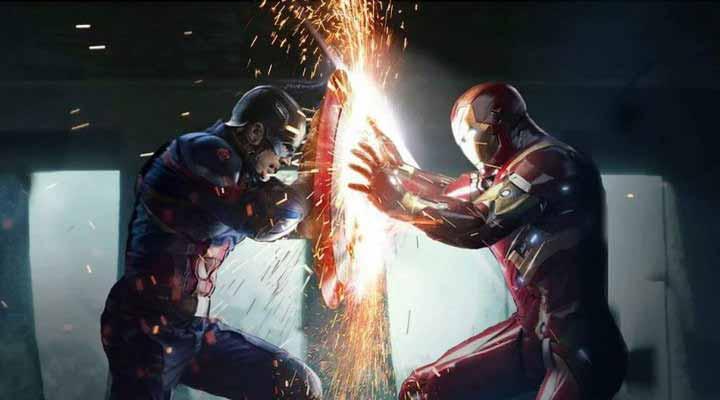 Estreias nos Cinemas - Capitão América: Guerra Civil