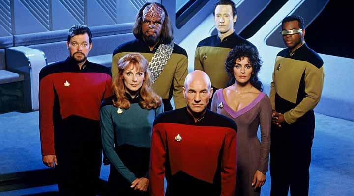 Jornada nas Estrelas (ou Star Trek) - A Nova Geração