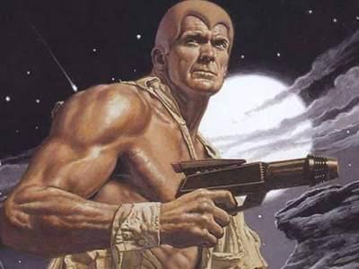 Doc Savage - The Rock