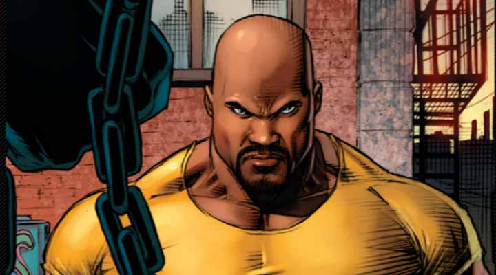 Magic Shave - Luke Cage