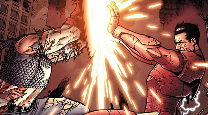 Marvel e Guerra Civil