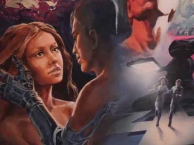James Cameron e seu primeiro curta metragem: Xenogenesis
