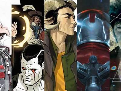 10 quadrinhos que você deveria estar lendo