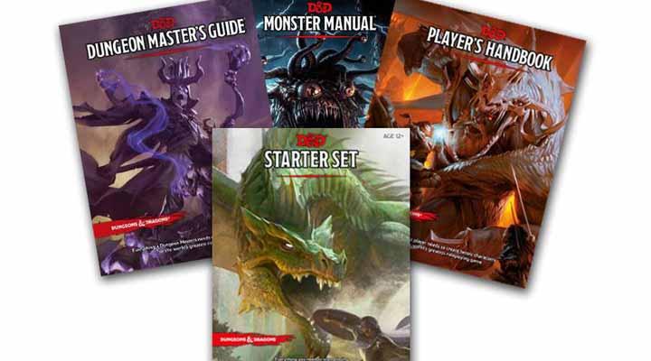 Dungeons & Dragons 5º Edição