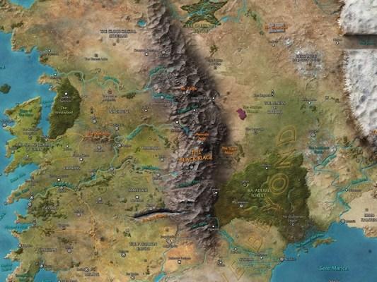 Um continente, muitas aventuras!