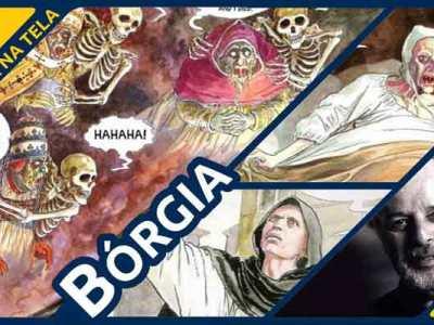 Bórgia - Formiga na Tela