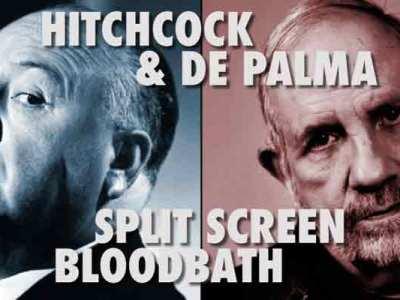 Hitchcock e De Palma