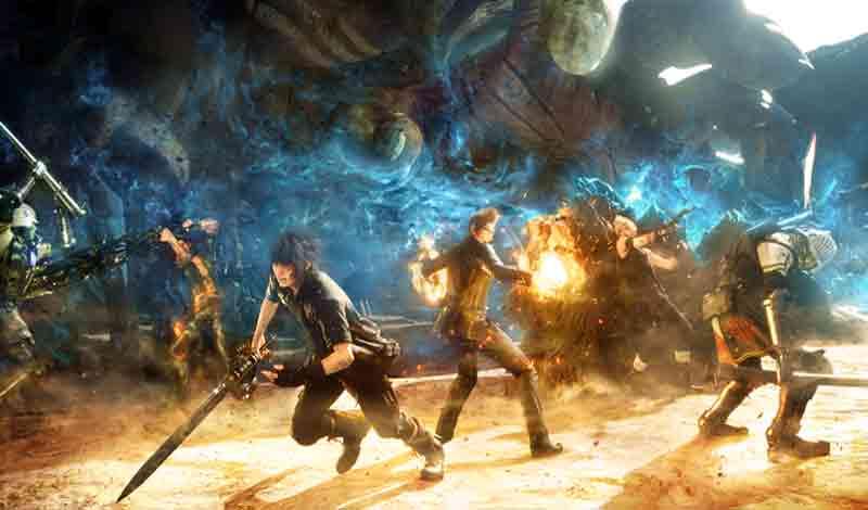 O novo sistema de combate de Final Fantasy XV inova para muitos, mas desgrada os tradicionalistas.