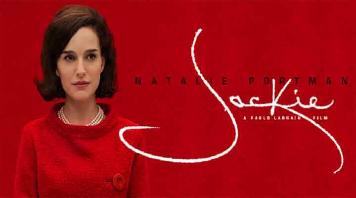 Natalie Portman encarna Jackie Kennedy com perfeição em longa de Larraín