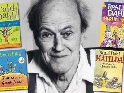 Artigo da BBC sobre Roald Dahl