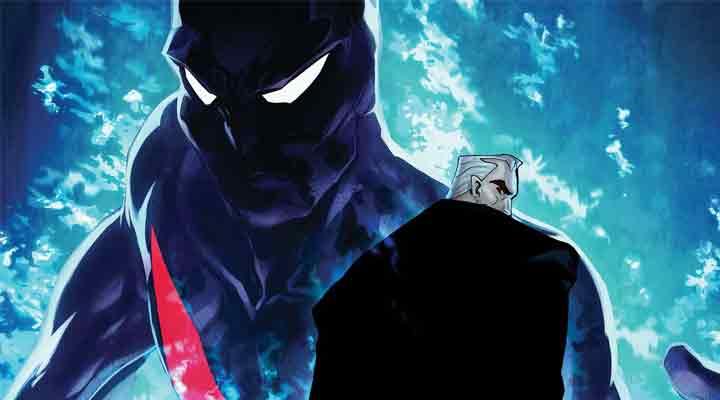 Batman do Futuro: Choque de Identidade - Panini